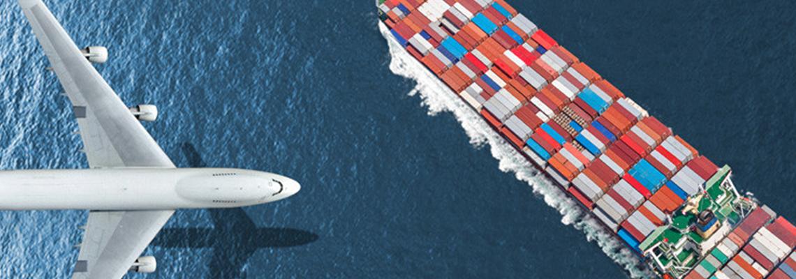 Vận tải Biển và hàng không